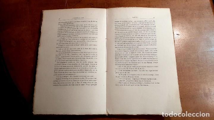 Libros antiguos: Plautus J. calzada y Carbó 1924 - Foto 4 - 258765955