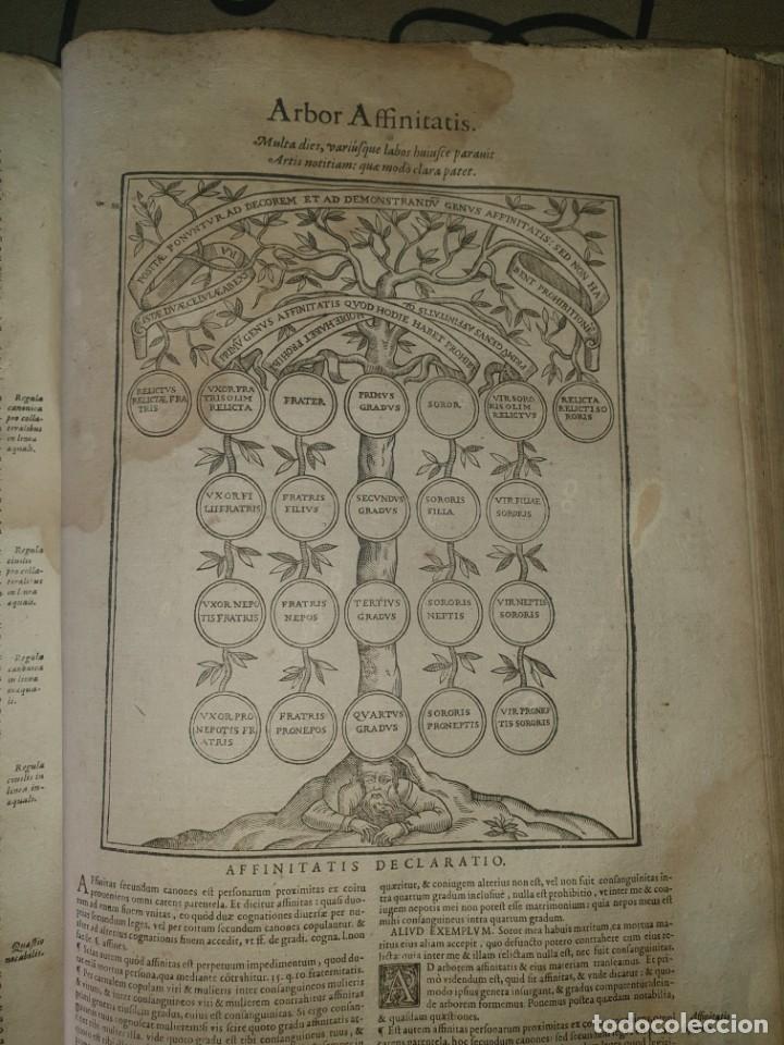 Libros antiguos: Liber sextus Decretalium D. Bonifacij Papae VIII -1613 - Foto 16 - 91026505