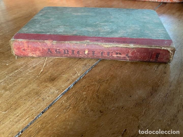 Libros antiguos: Libro Elementos de Agricultura por Joaquín Sánchez- 1923 - Foto 3 - 259760260