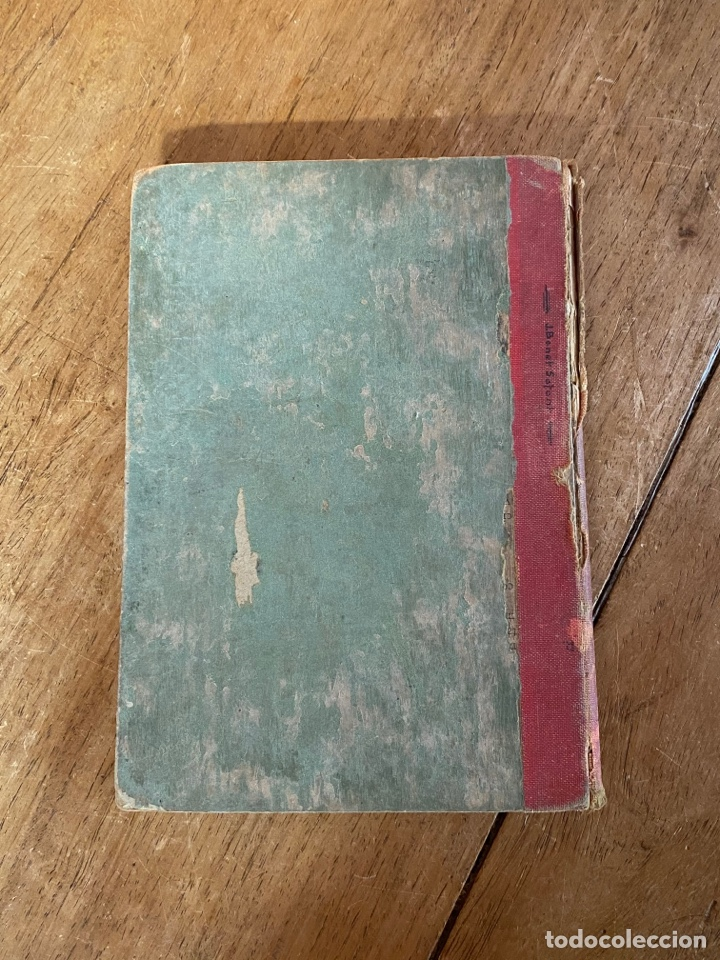 Libros antiguos: Libro Elementos de Agricultura por Joaquín Sánchez- 1923 - Foto 12 - 259760260