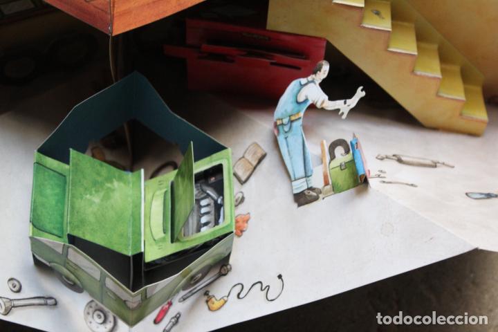 Libros antiguos: el taller mecanico todolibro - Foto 9 - 198148511