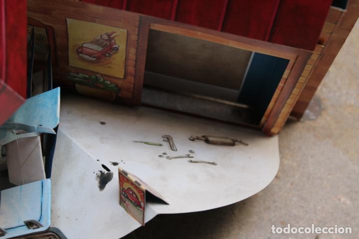 Libros antiguos: el taller mecanico todolibro - Foto 13 - 198148511