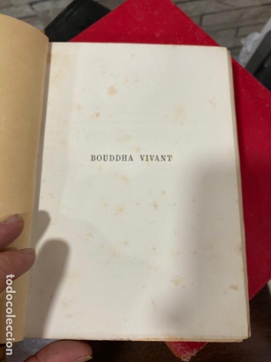 Libros antiguos: Libro bouddha vivant, en francés - Foto 4 - 259999170
