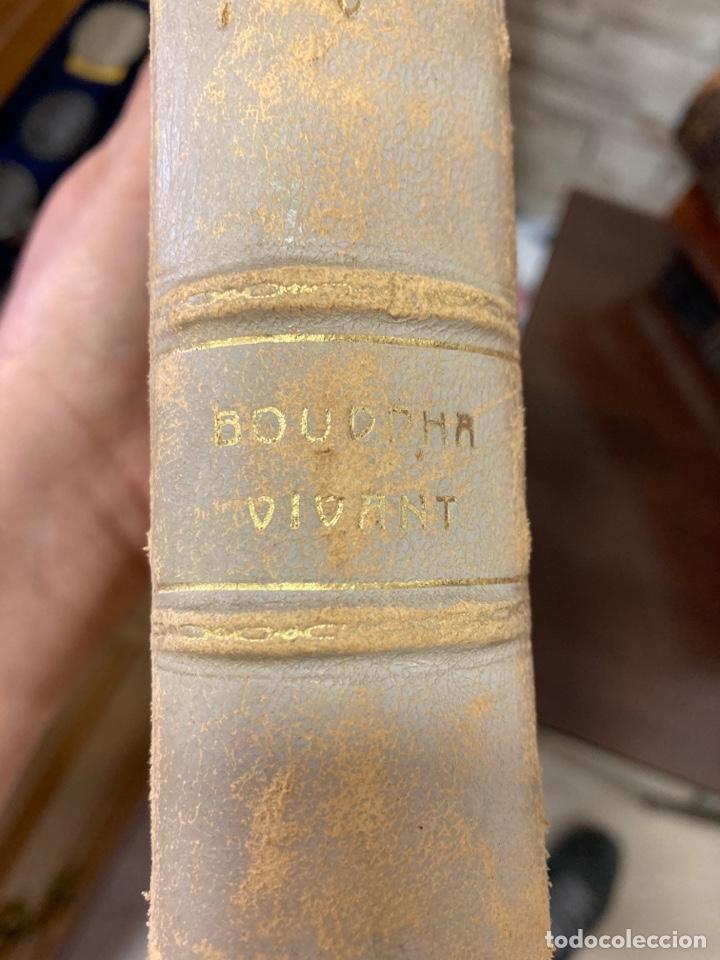 LIBRO BOUDDHA VIVANT, EN FRANCÉS (Libros Antiguos, Raros y Curiosos - Otros Idiomas)