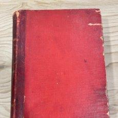 Libros antiguos: L- EL LIBRO DE COCINA. JULES GOUFFÉ. 1885. Lote 260680300