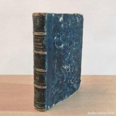 Libros antiguos: CURSOS FAMILIARES DE LITERATURA. Lote 260713090
