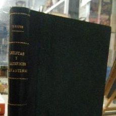 Libros antiguos: ARTISTAS Y ARTIFICES LEVANTINOS. ESPIN RAEL, JOAQUIN. A-LMUR-044. Lote 260740405