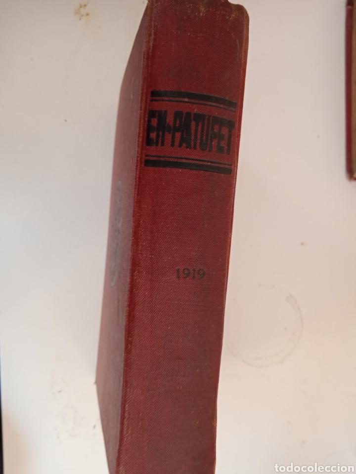 Libros antiguos: Patufet, 1919 - Foto 2 - 261128500