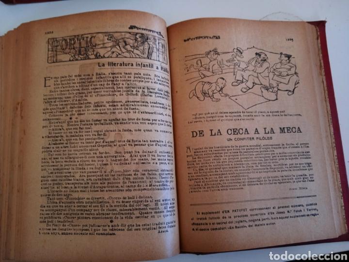 Libros antiguos: Patufet, 1919 - Foto 3 - 261128500
