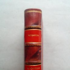 Libros antiguos: LA CAVERNA DEL HUMORISMO. PIO BAROJA. 1919. Lote 261200840