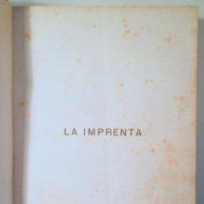 Libros antiguos: FIGUIER, LUIS - LOS GRANDES INVENTOS ANTIGUOS Y MODERNOS: EN LAS CIENCIAS, LA INDUSTRIA Y LAS ARTES. Lote 261223260