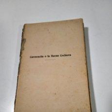 Libros antiguos: CARMENCITA O LA BUENA COCINERA .1920. Lote 261673660
