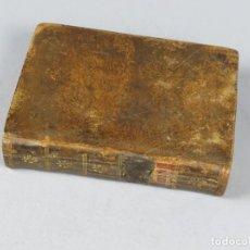Libros antiguos: MONARCHIA HEBREA - VIDA DE LOS DOS TOBIAS - VICENTE BACALLAR Y SANNA - MADRID 1746. Lote 261684460