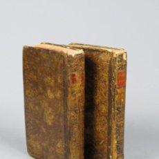 Libros antiguos: HISTORIA DE LA GUERRA DE LOS JUDÍOS Y DESTRUCCIÓN DEL TEMPLO Y CIUDAD DE JERUSALEM-F. JOSEFO-2T-1791. Lote 261692120