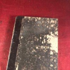Libros antiguos: LIBRO COLECCIÓN DE ARTÍCULOS REVISTA MINERA METALÚRGICA DE LINARES. Lote 261737130