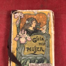 Libros antiguos: GUÍA DE LA MUJER. Lote 261782240
