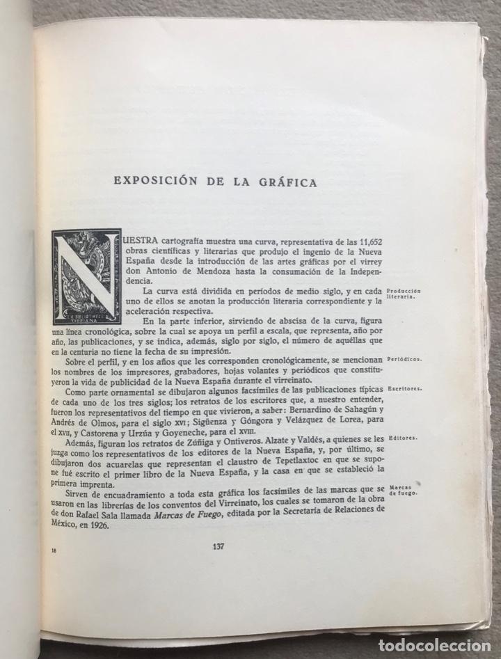 Libros antiguos: Historia Gráfica de la Nueva España - por el ingeniero José R. Benítez - México - Barcelona, 1929 - Foto 7 - 261836040