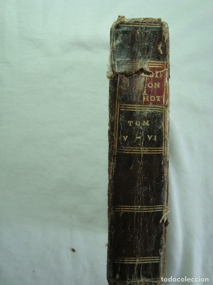 Libros antiguos: Livre Don Quichotte de la Manche par Florian Paris 1802 Tome V et VI - Ouvrage posthume - Foto 2 - 261917020