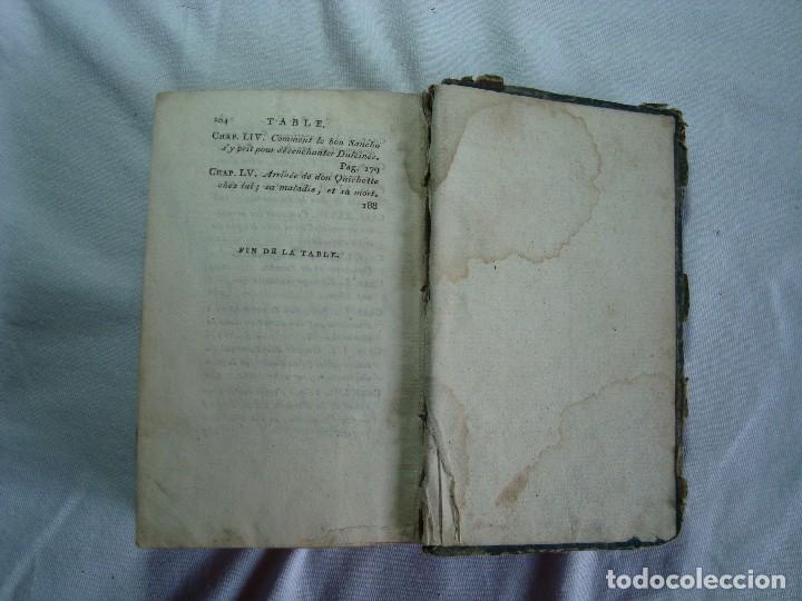 Libros antiguos: Livre Don Quichotte de la Manche par Florian Paris 1802 Tome V et VI - Ouvrage posthume - Foto 7 - 261917020