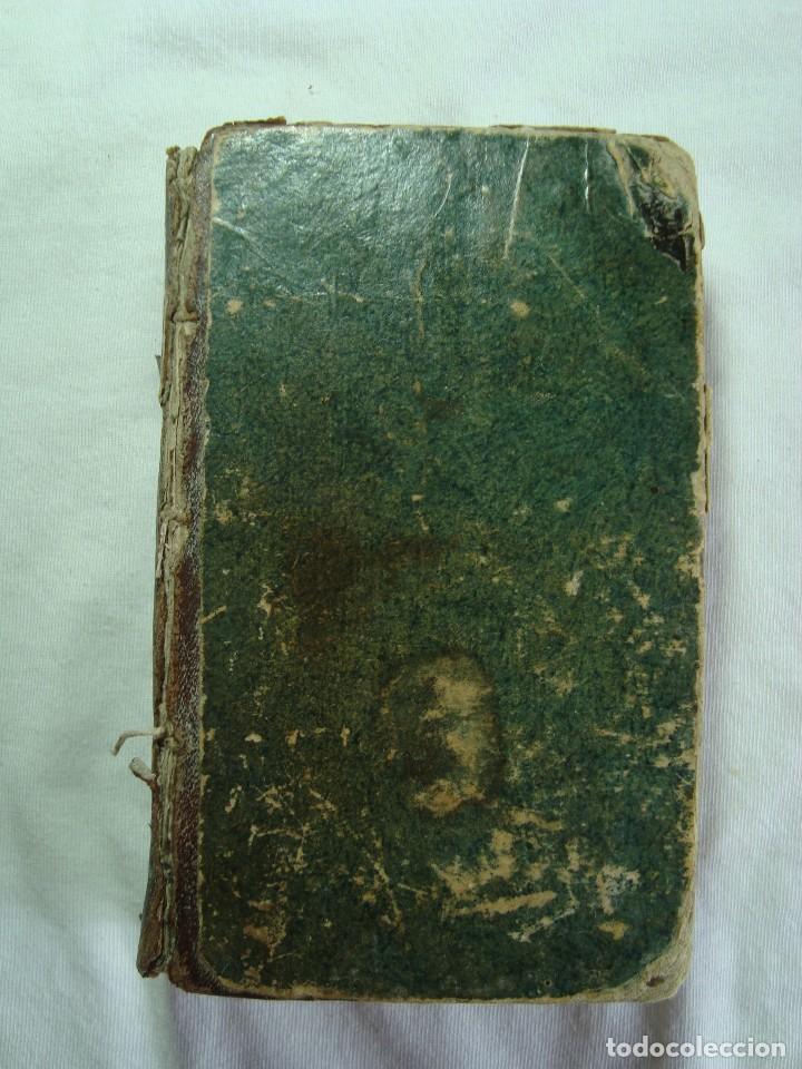 Libros antiguos: Livre Don Quichotte de la Manche par Florian Paris 1802 Tome V et VI - Ouvrage posthume - Foto 10 - 261917020