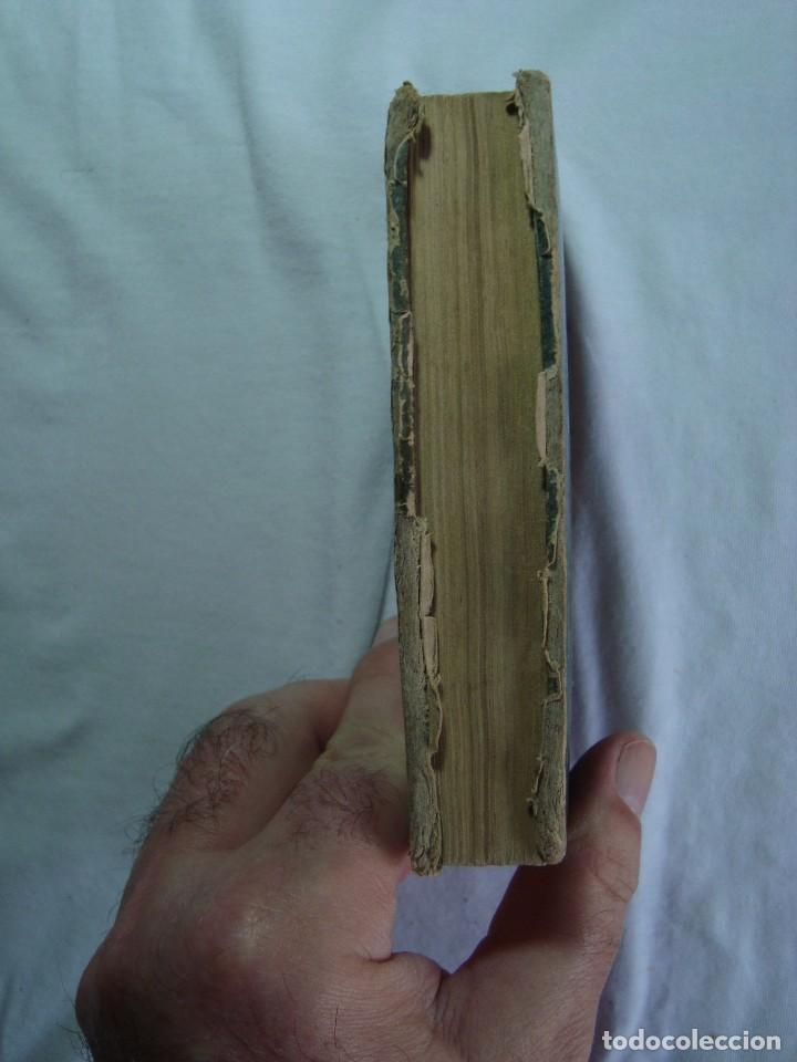 Libros antiguos: Livre Don Quichotte de la Manche par Florian Paris 1802 Tome V et VI - Ouvrage posthume - Foto 12 - 261917020