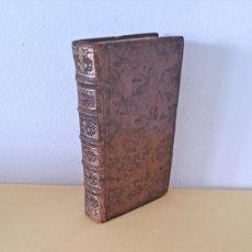 Libros antiguos: REMARQUES SUR CICERON - NOUVELLE EDITION - A PARIS 1746. Lote 261940910