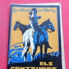 Livres anciens: ELS CENTAURES - VICTOR CATALÁ - LA NOVEL.LA D'ARA - Nº 39 - AÑO 1924. Lote 261973745