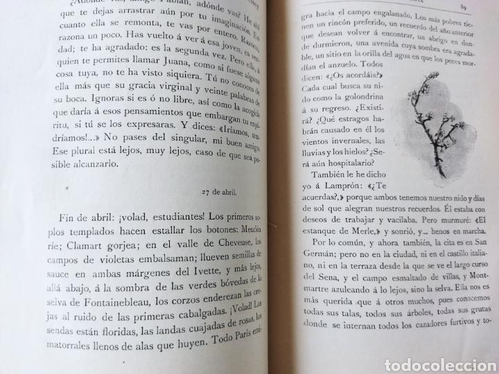 Libros antiguos: Una Mancha de Tinta .1903. Renato Bezin. - Foto 4 - 262152415