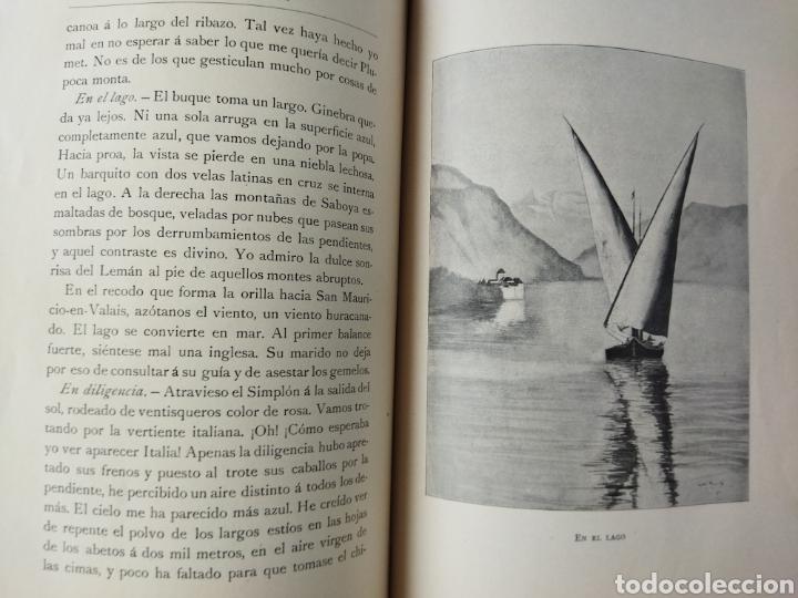 Libros antiguos: Una Mancha de Tinta .1903. Renato Bezin. - Foto 5 - 262152415