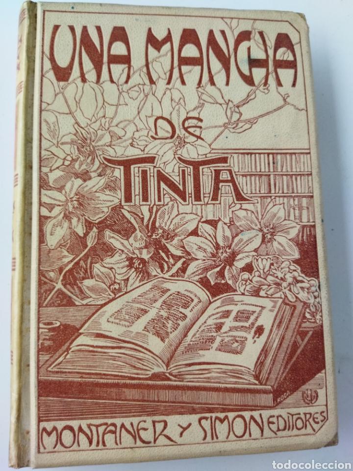 UNA MANCHA DE TINTA .1903. RENATO BEZIN. (Libros antiguos (hasta 1936), raros y curiosos - Literatura - Narrativa - Otros)