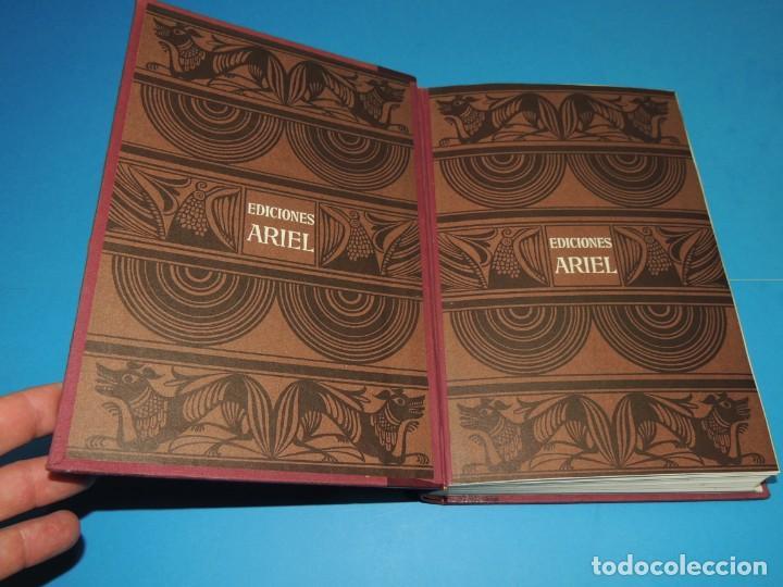 Libros antiguos: HISTORIA DE ESPAÑA.- F. SOLDEVILA (8TOMOS .OBRA COMPLETA) - Foto 3 - 262232095