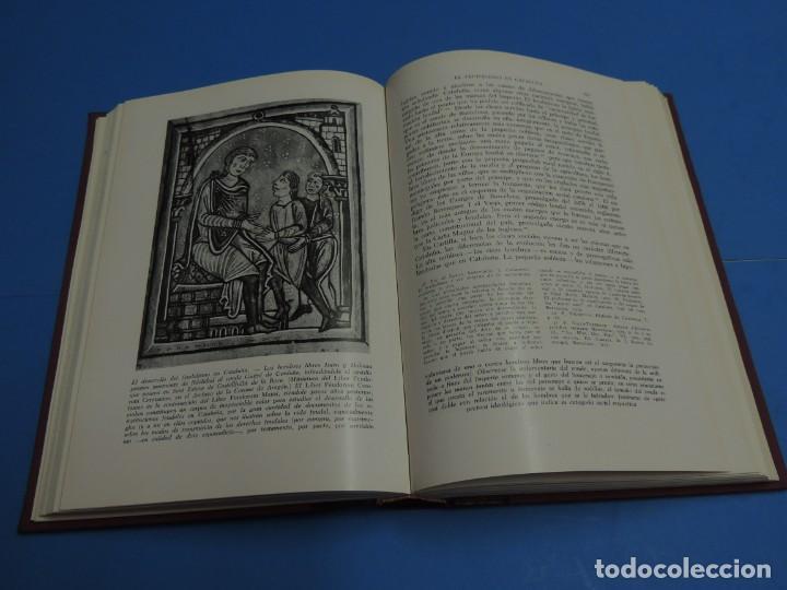Libros antiguos: HISTORIA DE ESPAÑA.- F. SOLDEVILA (8TOMOS .OBRA COMPLETA) - Foto 5 - 262232095
