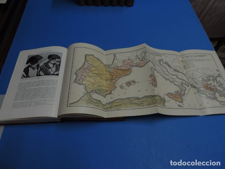 Libros antiguos: HISTORIA DE ESPAÑA.- F. SOLDEVILA (8TOMOS .OBRA COMPLETA) - Foto 7 - 262232095