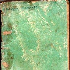 Libros antiguos: SANTIAGO RUSIÑOL : HOJAS DE LA VIDA (DIAMANTE, C. 1900). Lote 262256220