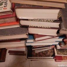 Libros antiguos: LOTE LIBROS ANTIGUOS EXTRANJEROS A 50 CÉNTIMOS CADA UNO. Lote 262290255