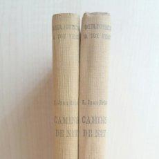 Libros antiguos: CAMINS DE NIT. JUAN ARBÓ. PROA EDICIONS, A TOT VENT, 1935.. Lote 262346670