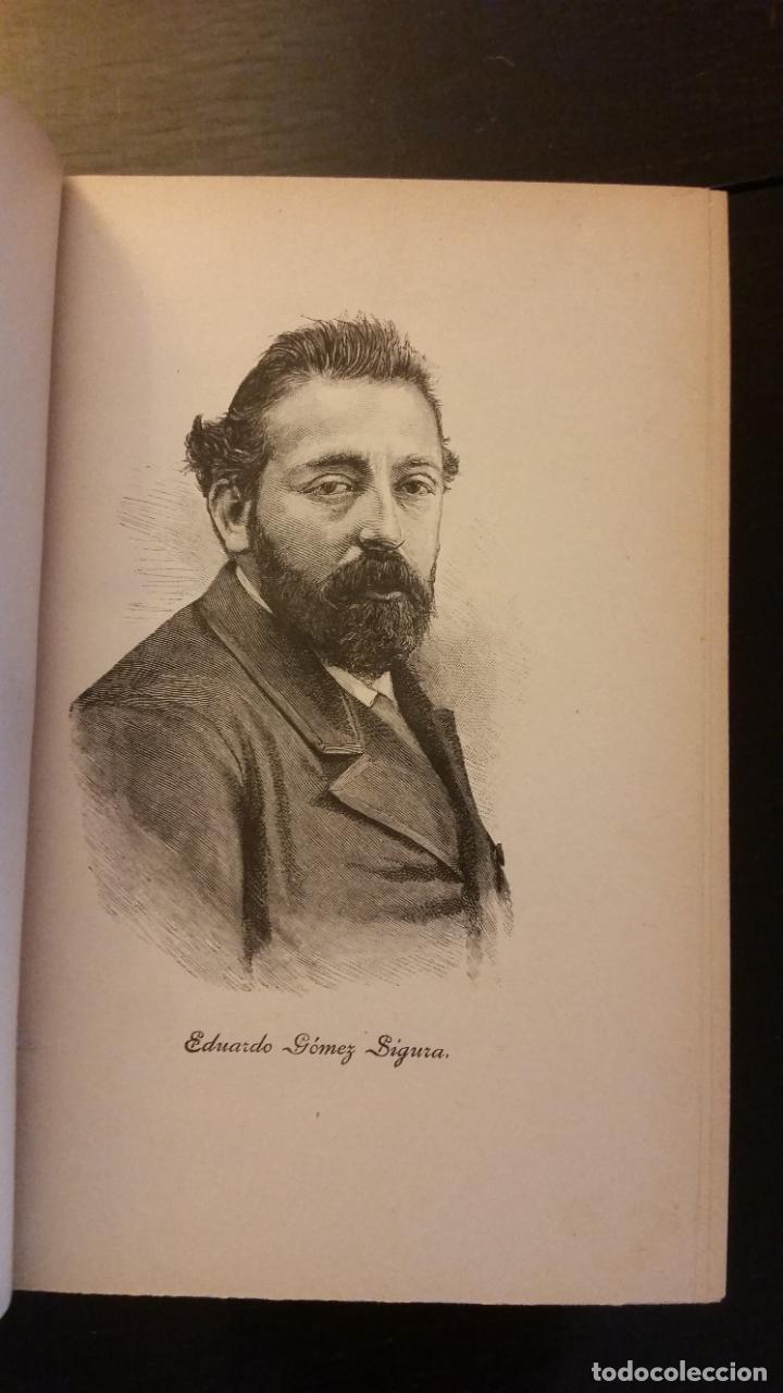 Libros antiguos: 1894 - E. GÓMEZ SEGURA - La valija rota. Colección de cartas sobre política, historia y literatura - Foto 2 - 262458705