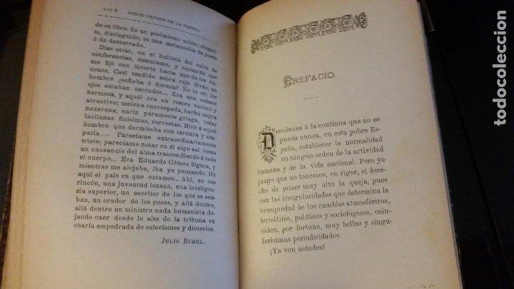 Libros antiguos: 1894 - E. GÓMEZ SEGURA - La valija rota. Colección de cartas sobre política, historia y literatura - Foto 4 - 262458705
