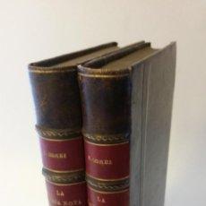 Libros antiguos: 1894 - E. GÓMEZ SEGURA - LA VALIJA ROTA. COLECCIÓN DE CARTAS SOBRE POLÍTICA, HISTORIA Y LITERATURA. Lote 262458705