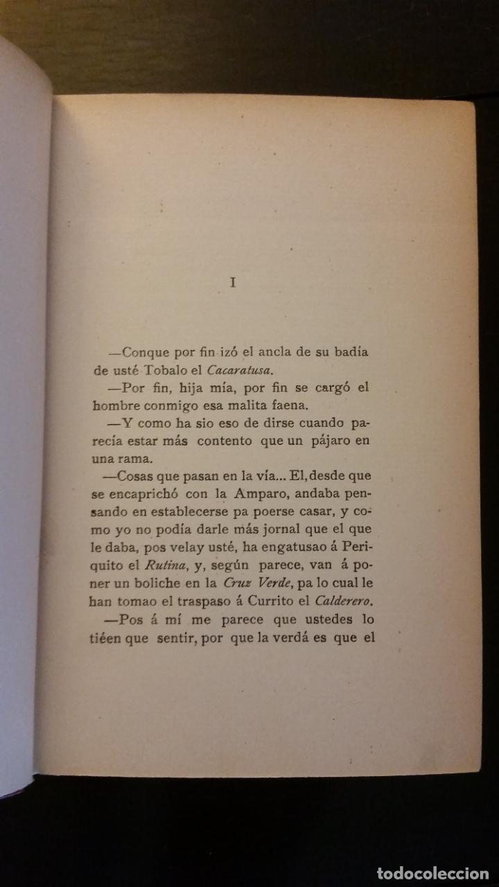 Libros antiguos: 1910 - ARTURO REYES - CIELO AZUL, NOVELA ANDALUZA - PRIMERA EDICIÓN - Foto 3 - 262459240