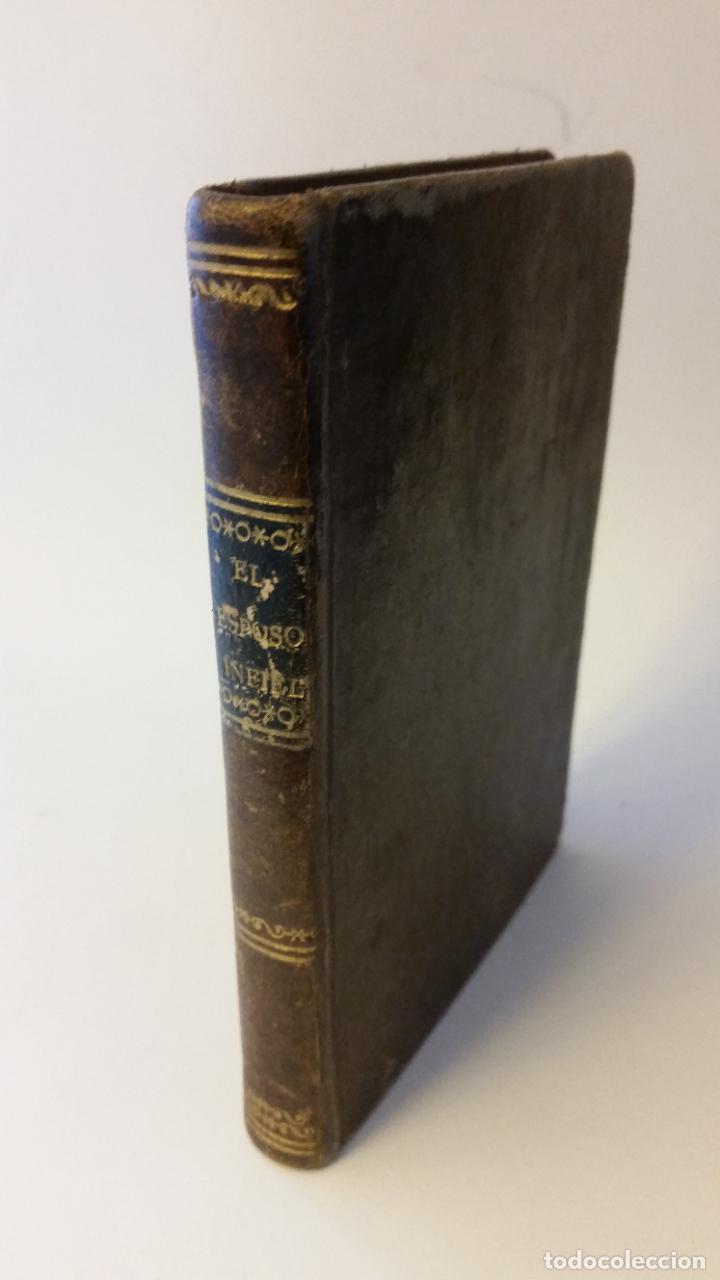 1828 - FLORIAN - BELTON Ó EL ESPOSO INFIEL (CARTAS INGLESAS) + EL TEJEDOR Y EL VISIR (Libros antiguos (hasta 1936), raros y curiosos - Literatura - Narrativa - Otros)