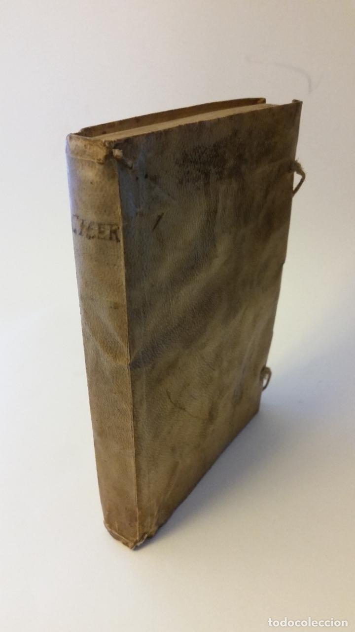1793 - CICERON - SELECTAE MARCI TULLII CICERONIS ORATIONES, AD OPTIMA EXEMPLARIA (Libros Antiguos, Raros y Curiosos - Ciencias, Manuales y Oficios - Otros)