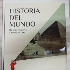 Livros antigos: HISTORIA DEL MUNDO. DE LA PREHISTORIA A NUESTROS DÍAS. J M ROBERTS. DESCATALOGADO OPORTUNIDAD. Lote 262550160