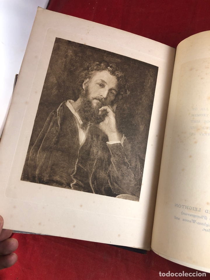Libros antiguos: LIFE LETTERS AND WORK OF FREDERIC LEIGHTON - Foto 5 - 262552250