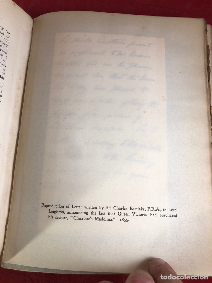 Libros antiguos: LIFE LETTERS AND WORK OF FREDERIC LEIGHTON - Foto 8 - 262552250