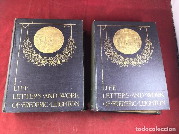 LIFE LETTERS AND WORK OF FREDERIC LEIGHTON (Libros Antiguos, Raros y Curiosos - Bellas artes, ocio y coleccionismo - Otros)