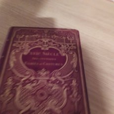 Libros antiguos: LIBRO ANTIGUO 1880. Lote 262569510