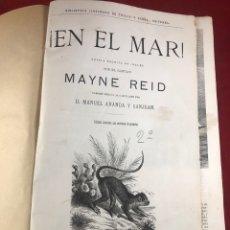 Libros antiguos: OBRAS DE MAYNE REID. Lote 262705740