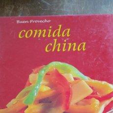 Libros antiguos: COMIDA CHINA. JENNY STACEY. ILUSTRACIONES EN COLOR, PYMY X. Lote 262784395
