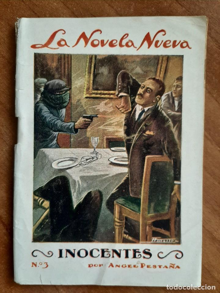 1ª EDICIÓN ? 1926 INOCENTES - ANGEL PESTAÑA (Libros Antiguos, Raros y Curiosos - Literatura - Otros)